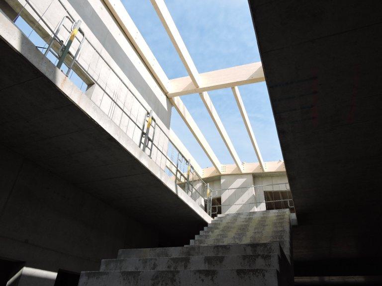 Grossansicht in neuem Fenster: Schulhausneubau - April 2020 -2
