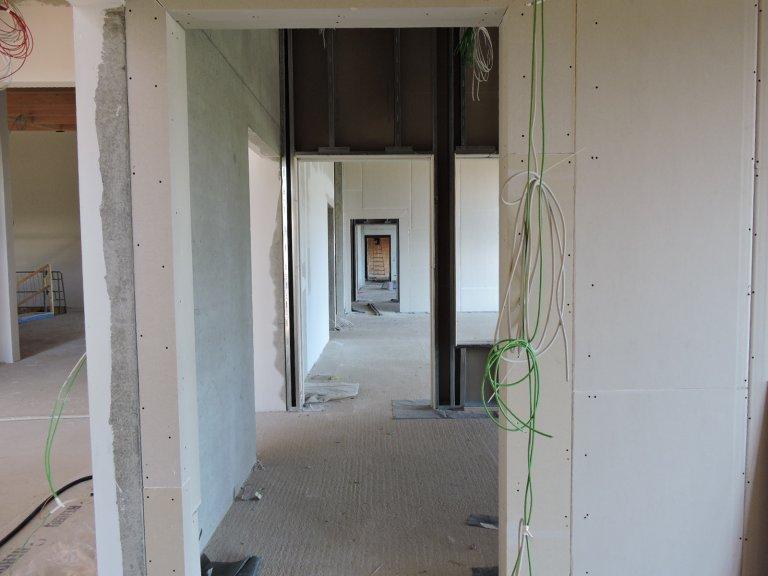 Grossansicht in neuem Fenster: Schulhausneubau - Juli 2020 - 5