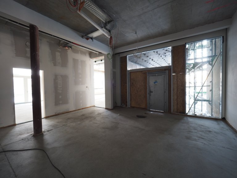 Grossansicht in neuem Fenster: Schulhausneubau - Februar 2021 - 7